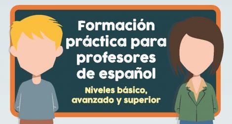 Nuevos cursos de Formación para profesores de ELE