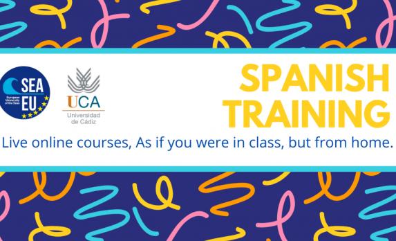 Spanish Training in UCA