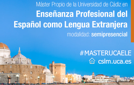 IMG Master in Professional Teaching of Spanish as a Foreign Language