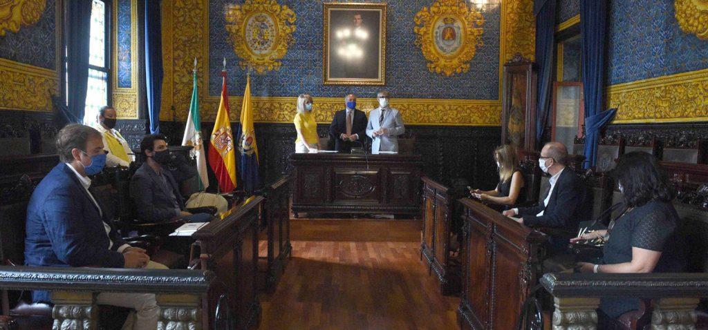 La UCA y el Ayuntamiento de Algeciras facilitarán el acceso de los algecireños a la formación en idiomas